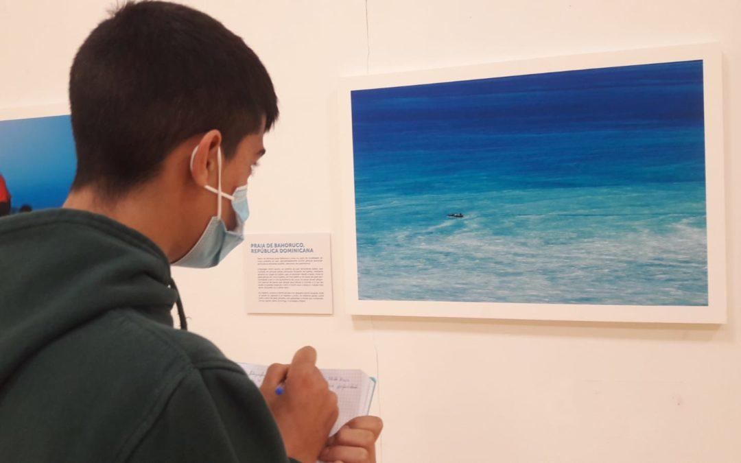 Visita exposición fotográfica